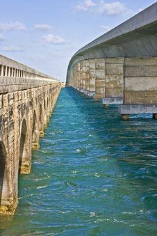 Infinity Bridge Stock Photos