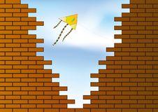 Free Kite Royalty Free Stock Image - 9475006