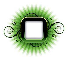 Free Green Abstract Royalty Free Stock Photos - 9475138