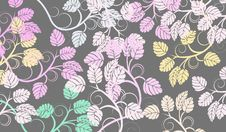 Free Colorful Floral Background Stock Photography - 9475172