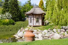 Free Japanese Garden Stock Photography - 9475882