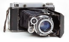 Free Old Camera Royalty Free Stock Images - 9476929