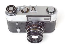 Free Old Camera Royalty Free Stock Photos - 9476968