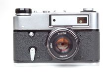 Free Old Camera Stock Image - 9476981