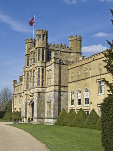 Free Coughton Court Royalty Free Stock Images - 9477009