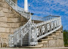 Free Stairs Royalty Free Stock Image - 9477026