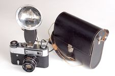 Free Old Camera Stock Images - 9477044