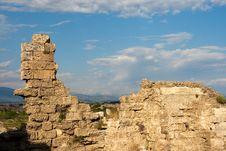 Free Ruins Stock Image - 9478131