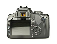 Free DSLR Blank Royalty Free Stock Image - 9478386