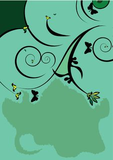 Free Decorative Design Stock Photo - 9478620