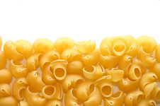 Free Detail Of Macaroni Pasta Useful As A Background Royalty Free Stock Photo - 9478655