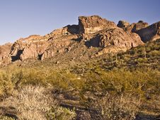 Free Arizona Mountainside Stock Photo - 9479060