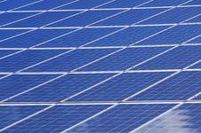 Free Solar Panels Stock Photography - 94706122