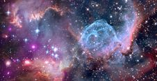 Free Celestial Abstract Stock Image - 94777951