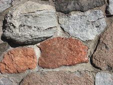 Free Large Rock Wall Royalty Free Stock Images - 94778019