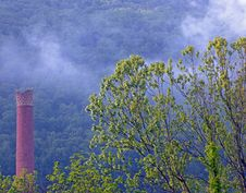Free Smokey Mountains Stock Photography - 94778142