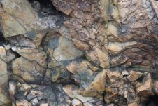 Free Jagged Rock Texture Royalty Free Stock Image - 94778286