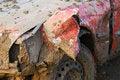 Free Muddy Car Royalty Free Stock Photography - 9488377