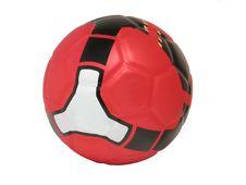 Soccer (football) Ball Stock Photo