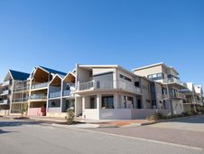 Free New Houses For Sale Royalty Free Stock Image - 9482356