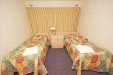 Free Hotel Bedroom Stock Image - 9482571