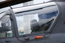 Free Cockpit Of Military Helicopter Stock Images - 9483294