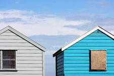 Free Retro Huts Stock Images - 9483514