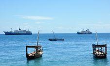 Free Zanzibar. Royalty Free Stock Images - 9483959