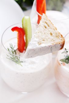 Free Appetizer Royalty Free Stock Image - 9484276