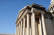 Free Pantheon In Paris Stock Photos - 9485173