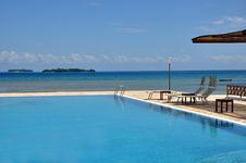 Zanzibar Beach Royalty Free Stock Images
