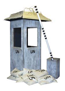 Free UN Station Stock Image - 9486931