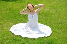 Free Summer Woman Stock Photos - 9487023