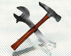 Free Tools Set Stock Image - 9487211