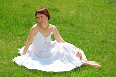 Free Summer Woman Stock Photos - 9487413