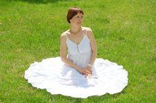 Free Summer Woman Stock Photo - 9487470