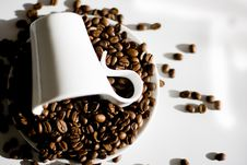 Free Coffe Cup Stock Photo - 9487970