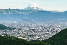 Free Mount Fuji Royalty Free Stock Photos - 94886968