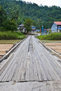 Free Wooden Bridge 02 Stock Images - 9492724
