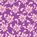 Free Floral Seamless Pattern Royalty Free Stock Photo - 9497565
