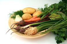 Free New And Fresh Vegetables Royalty Free Stock Photos - 9490078