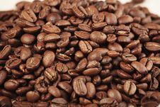 Free Coffee Beans Royalty Free Stock Photo - 9490255