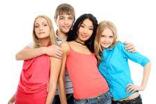 Free Girlfriends Stock Photography - 9490892