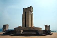 Free Gabriele D Annunzio Grave Royalty Free Stock Photos - 9491298