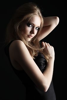 Free Perfect Woman Royalty Free Stock Image - 9491446