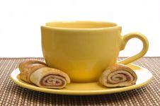 Free Tea Cup Stock Image - 9492531