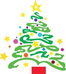 Free Christmas Tree Royalty Free Stock Photography - 9493667