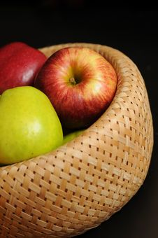 Free Apples Stock Photography - 9493972