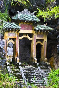 Buddha Zen Series 04 Royalty Free Stock Image