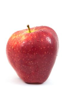 Free Red Apple Stock Photography - 9495352
